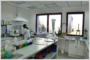 laboratoire de prothèse dentaire - intérieur